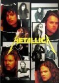 Metallica - 'Group Collage' Postcard